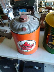 Vintage Gas Cans - Re-branded