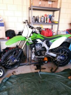 2011 KX450F Must sell Canning Vale Canning Area Preview