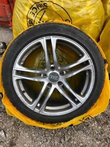 Audi Winter Tires & Rims - LIKE NEW!!