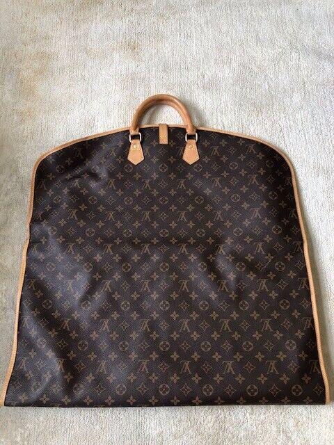 622f2c25086c Authentic Louis Vuitton suit garment bag