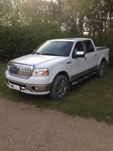 2008 Lincoln Mark Series Pickup Truck