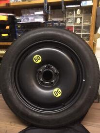 Spacesaver Spare Wheel