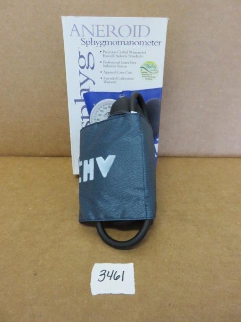 ADC Prosphyg 775 Aneroid Sphygmomanometer 775-10SAN, Small Adult- Navy