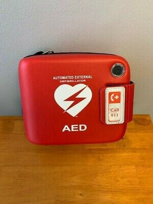Carry Case For The Philips Frx Defibrillator New
