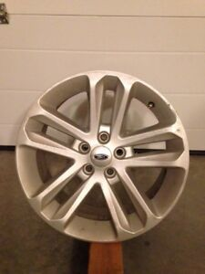 OEM Ford 18 wheels