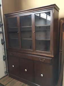 Smaller China Hutch