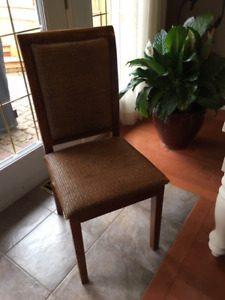 dining chair or additional chair