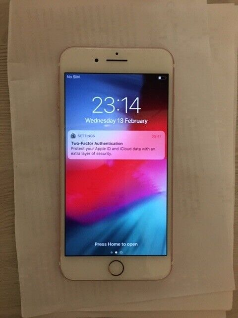 Apple iPhone 7 Plus - 32GB - Rose Gold (Unlocked) -very good condition+free  gift | in Malone, Belfast | Gumtree