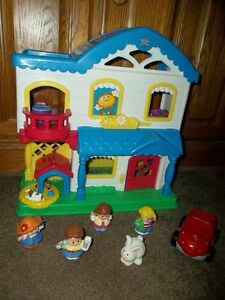 Fisher Price Little People Folding Doll House London Ontario image 5