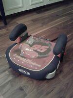 Graco No-Back TurboBooster Disney Cars