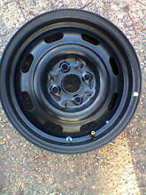 """Mazda stock Rims + covers (4) 14"""" 4 stud NEVER USED Armadale Armadale Area Preview"""