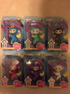 *BRAND NEW*AUTHENTIC*FINGERLING*Monkey, Unicorn and Playsets*