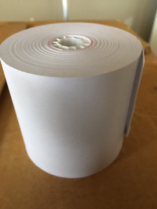 Brand new Thermal POS and ATM Rolls (case of 50)