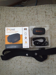 Orange Therapy heart rate monitor