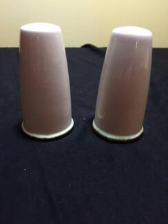 Wedgewood Arctic Design Salt and Pepper Shakers Pennant Hills Hornsby Area Preview