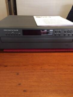 NAD 523 CD Player - 6 stack Williamstown Hobsons Bay Area Preview