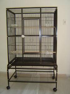 Large-New-Bird-Cage-Parrot-Cages-Cockatiel-32-x20-x53-Cockatiel-Conure-Finch