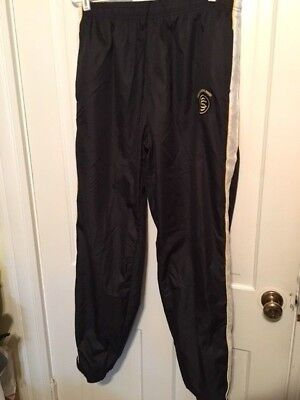 ARMY NATIONAL GUARD SIZE LARGE WARM UP PANTS
