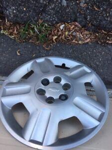 """Chevrolet Uplander enjoliveur (cap de roue) hub cup 17"""" 6 bolts"""