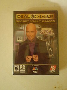 FS: Deal Or No Deal PC Game **BRAND NEW**