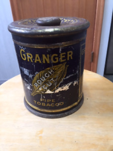 Vintage Grainger Pipe Tobacco Tin