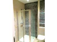Brand new stunning one bedroom fully furnished flat ideal for couples students/working/sublet!