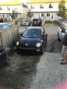 1998 Volkswagen Beetle Excellent condition Asking $1950 firm
