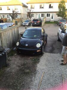 1998 Volkswagen Beetle Excellent condition Asking $1950 firm