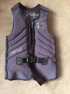 Ladies Rip Curl Water Ski / Wakeboard Life Jacket - Size 10 Kensington Melbourne City Preview