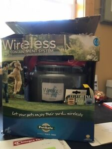 Wireless Pet containment System