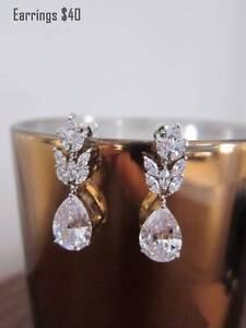 New earrings - bridal wedding Cockburn Peterborough Area Preview