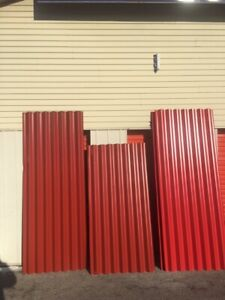roofing metal sheet 8x3