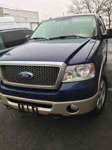 2008 Ford F-150 SuperCrew Lariat Pickup Truck West Island Greater Montréal image 4