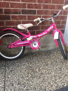 girls bike for sale in excellent condition