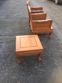 handmade wooden furnitures
