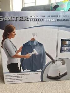 Salter Professional Garment Steamer Neutral Bay North Sydney Area Preview