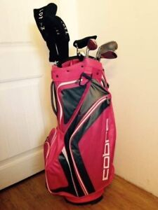 Great Condition - Women's right handed Golf Clubs