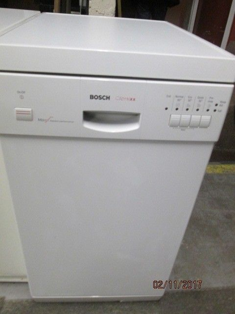 *+NADZ*BOSCH COMPACT SLIMLINE DISHWASHER/FULLY SERVICED/VERY CLEAN/+FREE FAST DELIVERY+WARRANTY+*