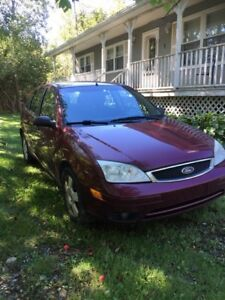 2006 Ford Focus hatchback