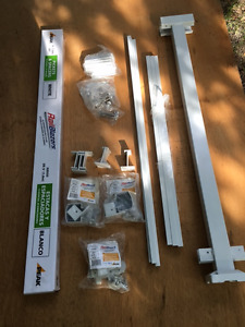 Deck Railing White Railblazers as NEW!