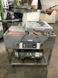 Bizerba double vacuum packaging  machine RD 2/63 *90 day warranty