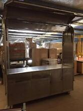 Stainless Steel Cart on wheels Burleigh Heads Gold Coast South Preview