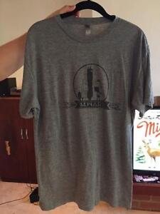 M. Ward Official Band Tee (Large) Fitzroy North Yarra Area Preview