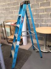 Fibreglass 1.8m 120kg single side ladder Manly Vale Manly Area Preview