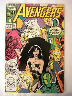 The Avengers Issue #325