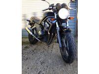 Honda CB1 NC27, 1991, 12 months MOT, winter project / make good cafe racer / streetfighter
