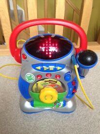 **Leapfrog Kids Karaoke Machine**