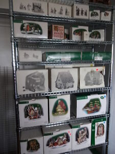 Department 56 Collectibles – Many to Choose From!!!