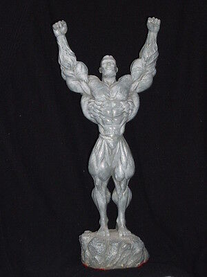 STONE VICTORY Xtreme Figurine Bodybuilding Collectible Statue TROPHY Sculpture