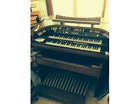 FREE Large Wooden Hammond Organ